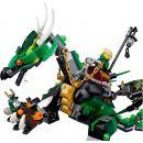 LEGO Ninjago 70593 Zelený drak NRG - Poškozený obal 4