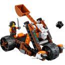 LEGO Ninjago 70593 Zelený drak NRG - Poškozený obal 5