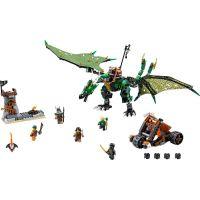 LEGO Ninjago 70593 Zelený drak NRG 2