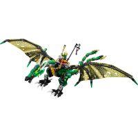 LEGO Ninjago 70593 Zelený drak NRG 3