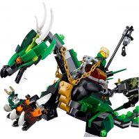 LEGO Ninjago 70593 Zelený drak NRG 4
