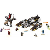 LEGO Ninjago 70595 Ultra tajné útočné vozidlo - Poškozený obal 2