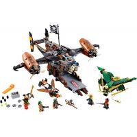 LEGO Ninjago 70605 Smolná tvrz - Poškozený obal 5