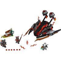 LEGO Ninjago 70624 Ničivé vozidlo rumělkových válečníků 2