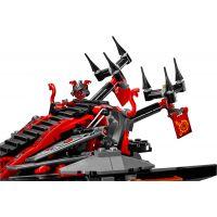 LEGO Ninjago 70624 Ničivé vozidlo rumělkových válečníků 4