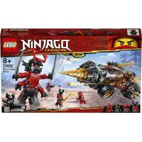 LEGO Ninjago 70669 Coleův razicí vrták - Poškozený obal