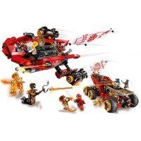 Lego Ninjago 70677 Pozemní Odměna osudu - Poškozený obal 4