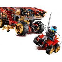 Lego Ninjago 70677 Pozemní Odměna osudu - Poškozený obal 6