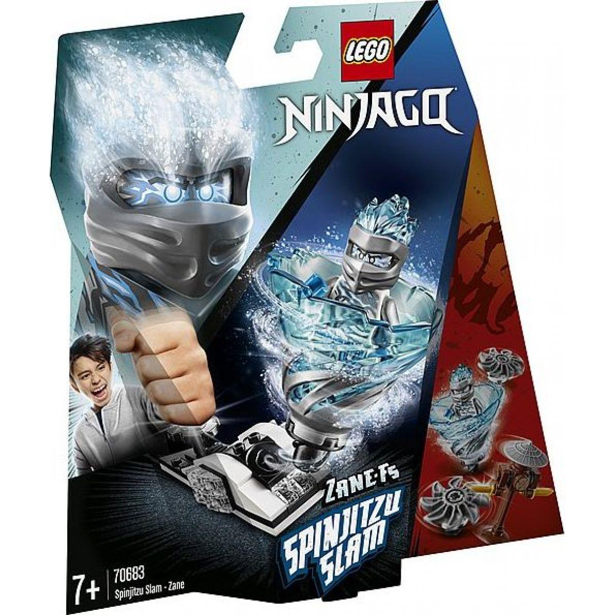 Lego Ninjago 70683 Spinjutsu výcvik Zane