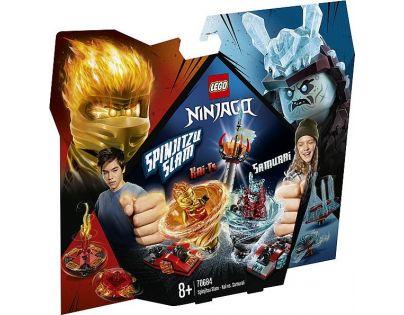 Lego Ninjago 70684 Spinjitzu Slam Kai vs. Samurai