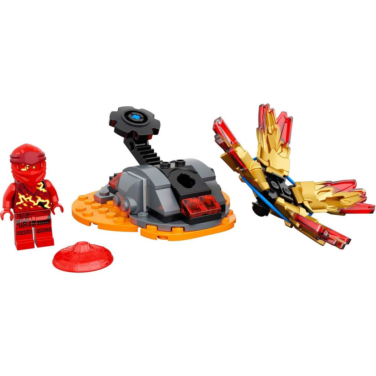 LEGO Ninjago 70686 Spinjitzu úder Kai