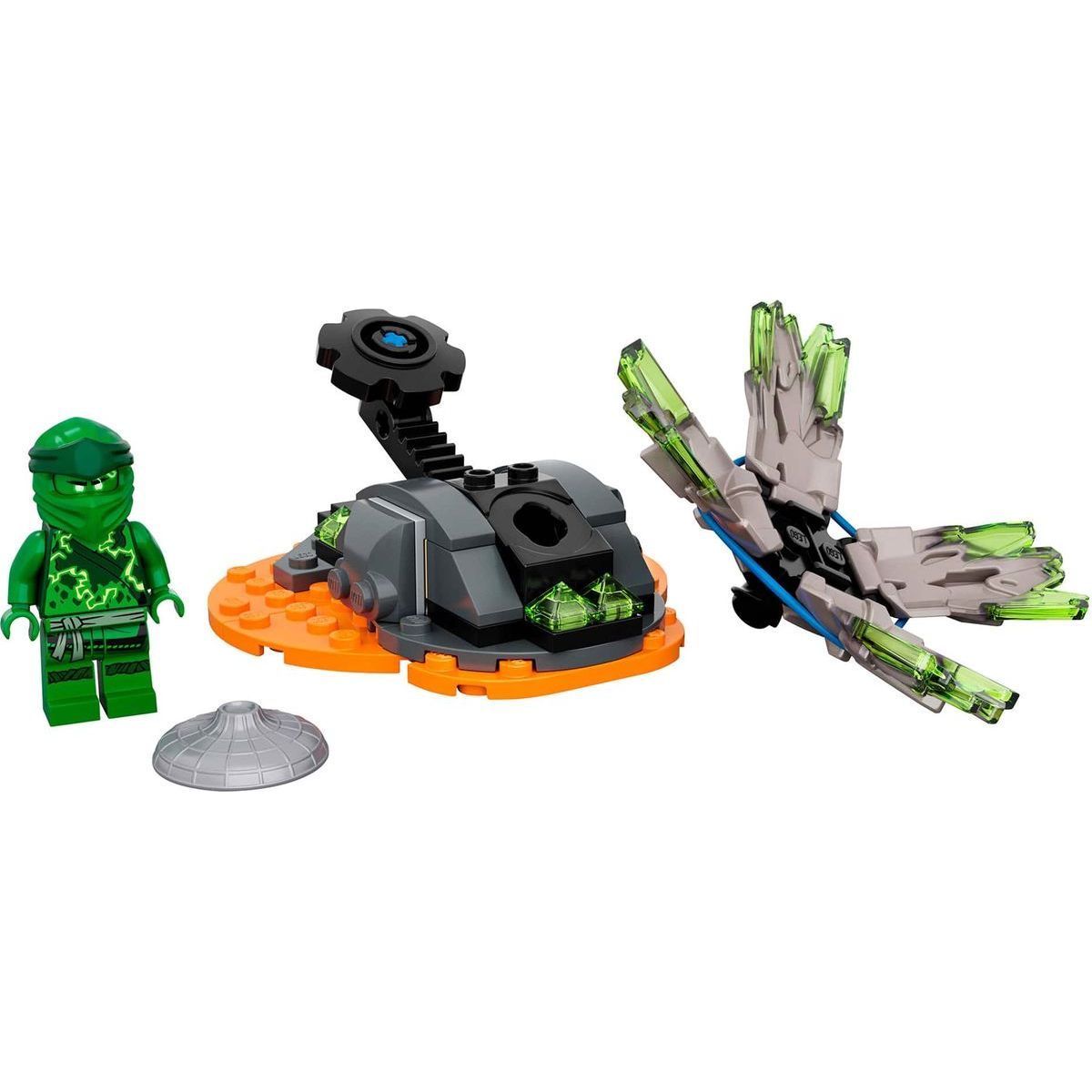 LEGO Ninjago 70687 Spinjitzu úder Lloyd