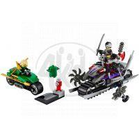 LEGO Ninjago 70722 - OverBorgův útok 2