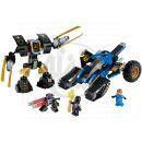 LEGO Ninjago 70723 - Bouřlivý jezdec 2