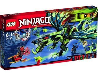LEGO Ninjago 70736 Útok draka Morro