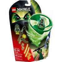 LEGO Ninjago 70743 Morrův letoun Airjitzu - Poškozený obal