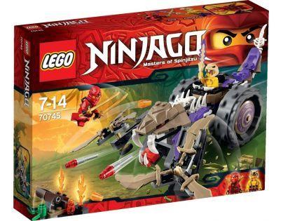 LEGO Ninjago 70745 - Anacondraiův drtič