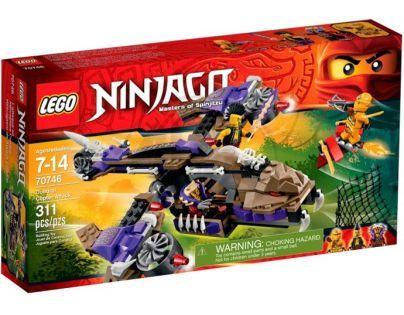 LEGO Ninjago 70746 - Útok Condraiovy helikoptéry
