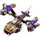 LEGO Ninjago 70746 - Útok Condraiovy helikoptéry 5