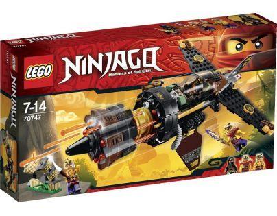 LEGO Ninjago 70747 - Odstřelovač balvanů