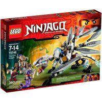 LEGO Ninjago 70748 - Titanový drak