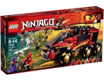 LEGO Ninjago 70750 - Nindža DB X