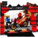 LEGO Ninjago 70750 - Nindža DB X 5