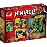 LEGO Ninjago 70755 Bugina do džungle - Poškozený obal 2