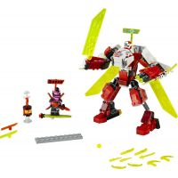 Lego Ninjago 71707 Kai a robotický tryskáč 2