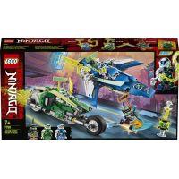 LEGO Ninjago 71709 Rychlá jízda s Jayem a Lloydem 6