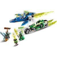 LEGO Ninjago 71709 Rychlá jízda s Jayem a Lloydem 3
