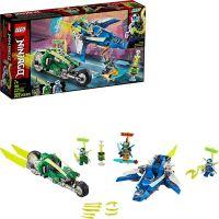 LEGO® NINJAGO® 71709 Rychlá jízda s Jayem a Lloydem