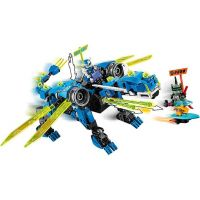 LEGO Ninjago 71711 Jayův kyberdrak 2