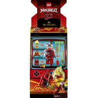 LEGO Ninjago 71714 Kaiův avatar Arkádový automat