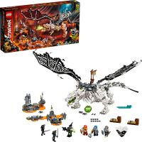LEGO® NINJAGO® 71721 Drak Čaroděje lebek