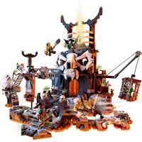 LEGO Ninjago 71722 Kobky Čaroděje lebek 3