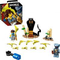 LEGO® NINJAGO® 71732 Epický souboj Jay vs. Serpentine