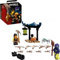 LEGO® NINJAGO® 71733 Epický souboj Cole vs. přízračný válečník