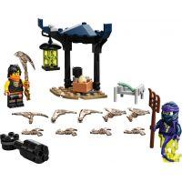 LEGO Ninjago 71733 Epický souboj Cole vs. přízračný válečník