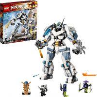 LEGO Ninjago 71738 Zane a bitva s titánskými roboty 3