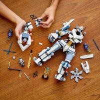LEGO Ninjago 71738 Zane a bitva s titánskými roboty 5