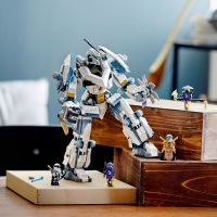 LEGO Ninjago 71738 Zane a bitva s titánskými roboty 6