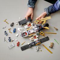 LEGO® NINJAGO® 71739 Nadzvukový útočník 4