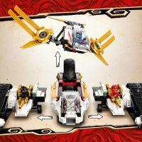 LEGO® NINJAGO® 71739 Nadzvukový útočník 5