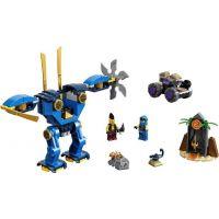 LEGO Ninjago 71740 Jayův elektrorobot