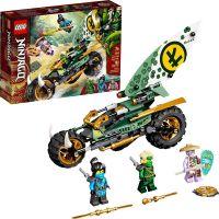 LEGO® NINJAGO® 71745 Lloydova motorka do džungle