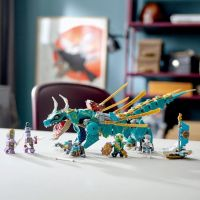 LEGO Ninjago 71746 Drak z džungle 5