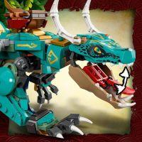 LEGO Ninjago 71746 Drak z džungle 6