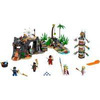 LEGO Ninjago 71747 Vesnice strážců