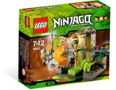 LEGO NINJAGO 9440 Chrám Venomari